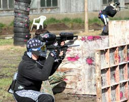 Paintball Bonn